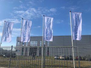 Neustadt-Glewe Produktions- und Logistikhalle