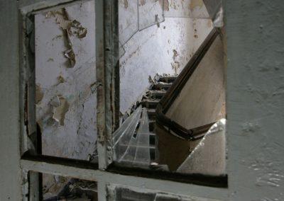Innenansicht Treppenhaus