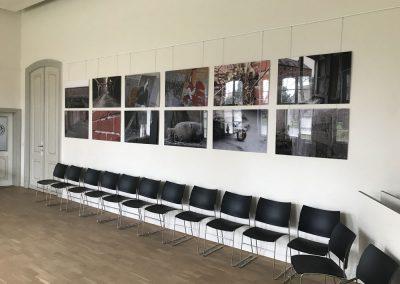 Fotoausstellung Garnison Ludwigslust in der Volkssolidarität