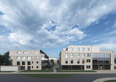 20191120 Campus LWL Ansicht von Norden