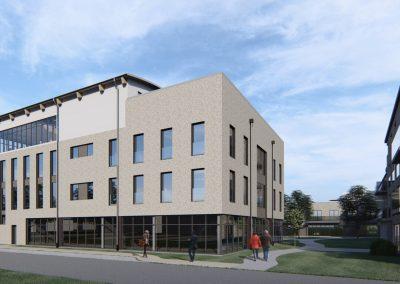 20191120 Campus LWL Ansicht von Südwesten