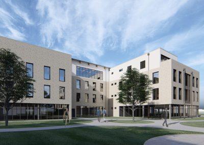 20191120 Campus LWL Hofansicht 03